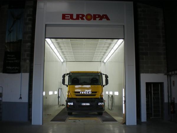 Garage poids lourds Auch